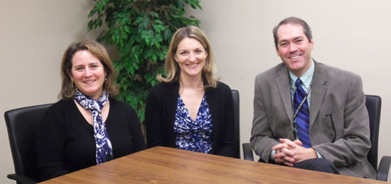 Holly A. Swartz, MD, Jody Glance, MD and James Tew, MD