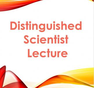 Distinguished Scientist Lecture logo
