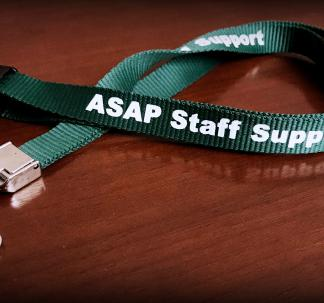 ASAP Staff Lanyard