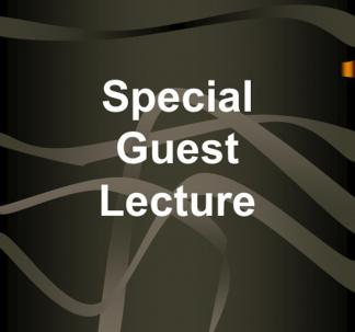 Special Lecture Logo